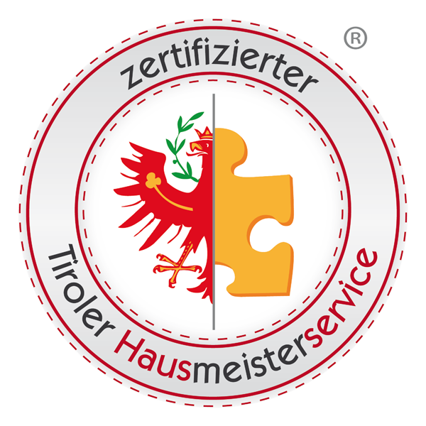 Logo zertifizierter Hausmeister-Service