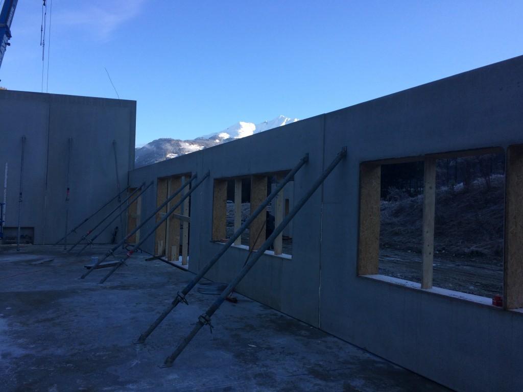 Neubau Handwerkerpark Ried