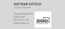 Logo JOSKO Fenster & Türen - Dietmar Gotsch